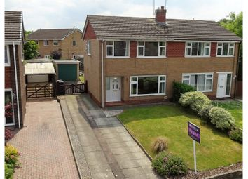 Thumbnail 3 bed semi-detached house for sale in Somerford Road, Chester