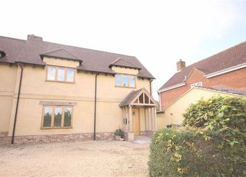 Thumbnail 3 bed semi-detached house to rent in Tockenham, Tockenham, Wiltshire