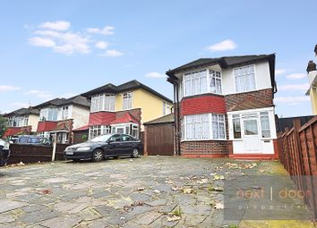 Thumbnail 3 bed detached house to rent in Sidcup Road, Eltham