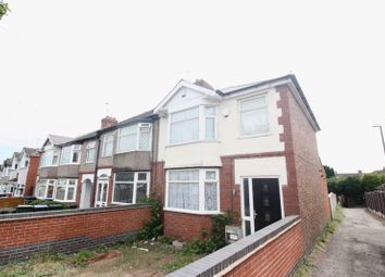 Thumbnail 3 bed end terrace house for sale in Roland Avenue, Holbrooks, Coventry