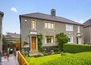 Thumbnail 3 bed semi-detached house for sale in 44 Wester Drylaw Place, Edinburgh