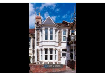 Thumbnail 5 bed terraced house to rent in Birch Road, Southville, Bristol