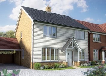 "Thumbnail 4 bed detached house for sale in ""The Blackthorn"" at Headcorn Road, Staplehurst, Tonbridge"
