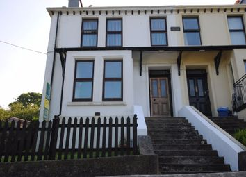 Thumbnail 4 bed semi-detached house for sale in Bay View Villas, Cronk Road, Port St Mary