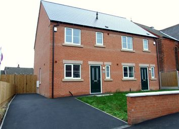 Thumbnail 2 bedroom semi-detached house for sale in Victoria Street, South Normanton, Alfreton