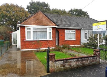 Thumbnail 2 bed bungalow for sale in Eastfield Avenue, Gosport