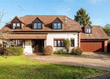 Thumbnail 4 bed detached house for sale in Duchess Close, Alton, Hampshire
