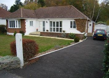 Thumbnail 3 bedroom bungalow to rent in Winnards Close, West Parley, Ferndown