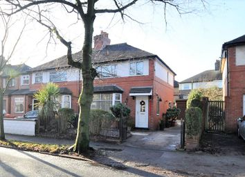 Thumbnail 3 bed town house for sale in 68 Basford Park Road, May Bank, Newcastle, Staffs