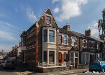 Thumbnail 2 bed flat to rent in Lochaber Street, Roath, Cardiff
