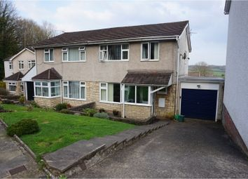 Thumbnail 3 bedroom semi-detached house for sale in Walston Road, Cardiff