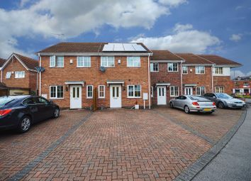 Thumbnail 3 bed town house for sale in Wards End, Oadby, Leicester