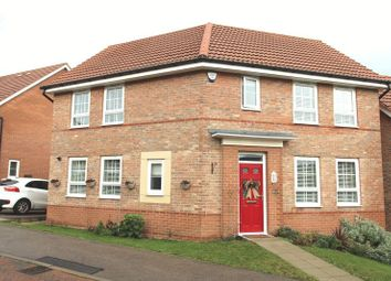 Thumbnail 3 bed detached house for sale in Aylesbury Way, Forest Town, Mansfield