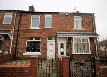 Thumbnail 3 bed terraced house to rent in Albion Avenue, Shildon, Shildon