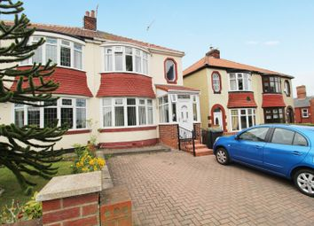 Thumbnail 3 bed semi-detached house for sale in Hart Lane, Hartlepool, Durham