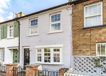 2 bed terraced house for sale in Railway Road, Teddington TW11