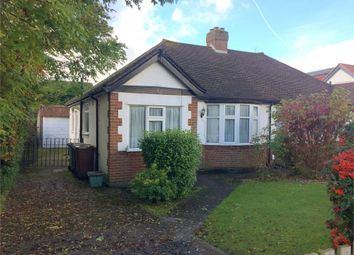 Thumbnail 3 bed semi-detached bungalow for sale in Gatley Avenue, West Ewell, Epsom