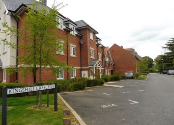 Thumbnail 2 bed flat for sale in Kingshill Crescent, Downley, High Wycombe