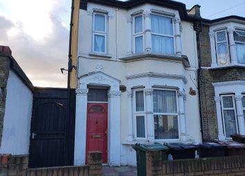 Thumbnail 1 bed flat to rent in Westerham Road, Leyton, London.