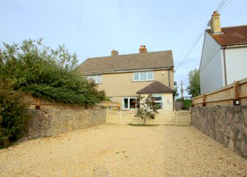 Thumbnail 2 bed semi-detached house for sale in Crabtree Close, Dundry, North Somerset