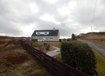 Thumbnail 6 bed detached house for sale in Kildonan, Edinbane, Isle Of Skye