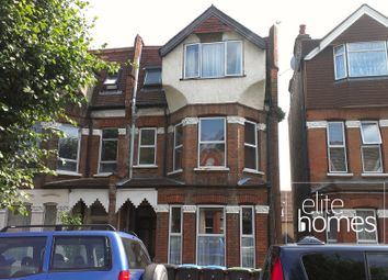 Thumbnail 1 bed flat to rent in Broomfield Avenue, London
