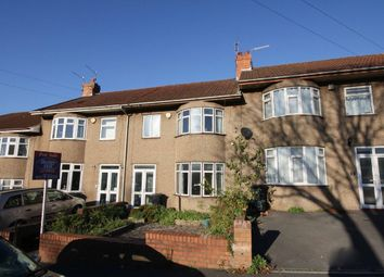 Thumbnail 3 bed terraced house for sale in Winterstoke Close, Ashton, Bristol