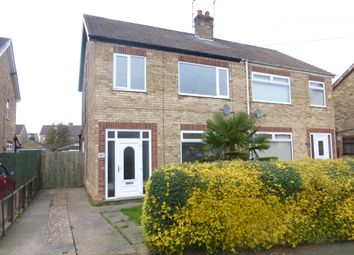 3 bed semi-detached house for sale in Woodcroft Avenue, Hull HU6