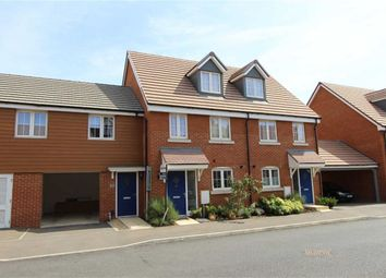 Thumbnail 3 bed town house for sale in Copia Crescent, Leighton Buzzard