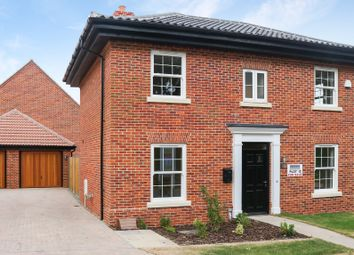 Thumbnail 4 bed detached house for sale in Palfrey Place, Halesworth