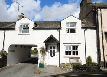 Thumbnail 2 bed cottage to rent in Haverflatts Lane, Milnthorpe, Cumbria
