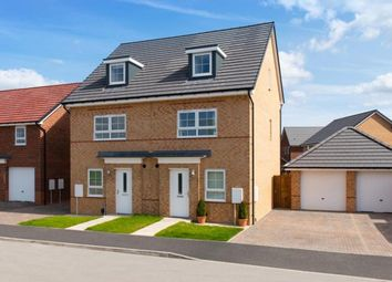"Thumbnail 4 bedroom end terrace house for sale in ""Kingsville"" at Morgan Drive, Whitworth, Spennymoor"