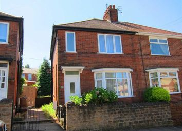 Thumbnail 2 bed semi-detached house for sale in Colston Road, Bulwell, Nottingham