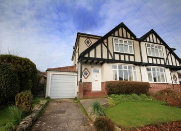 Thumbnail 3 bed semi-detached house for sale in Southdown Road, Westbury-On-Trym, Bristol