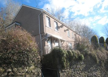 Thumbnail 2 bed terraced house for sale in Viaduct Road, Garndiffaith, Pontypool