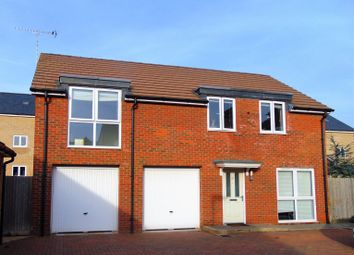 Thumbnail 2 bed flat to rent in Greensleeves Drive, Aylesbury