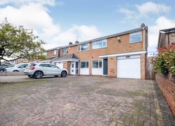 Langley Hall Road, Solihull B92. 3 bed semi-detached house
