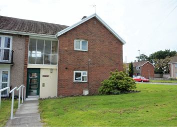Thumbnail 3 bed flat for sale in Heather Crescent, Sketty