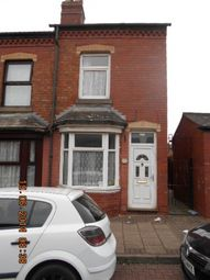 Thumbnail 3 bed end terrace house for sale in Jersey Road, Birmingham