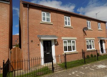 Thumbnail 3 bed semi-detached house to rent in Paradise Way, Darlington