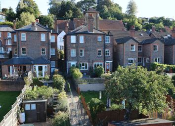 Thumbnail 3 bed flat for sale in Croft Road, Godalming