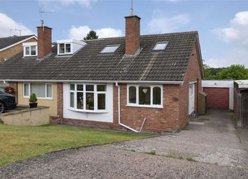 Thumbnail 3 bed semi-detached bungalow for sale in Church View Gardens, Kinver, Stourbridge, West Midlands