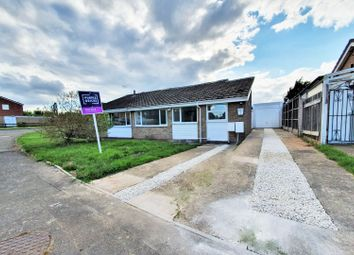 Thumbnail 3 bed bungalow for sale in Claybrook Avenue, Leicester
