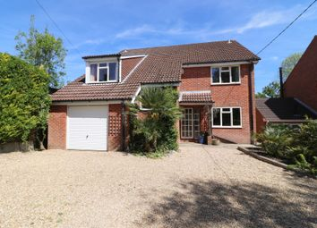 Thumbnail 4 bed detached house for sale in Winchester Road, Fair Oak, Eastleigh