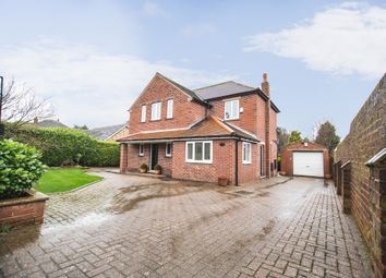 Thumbnail 4 bed detached house for sale in Warren Walk, Royston, Barnsley
