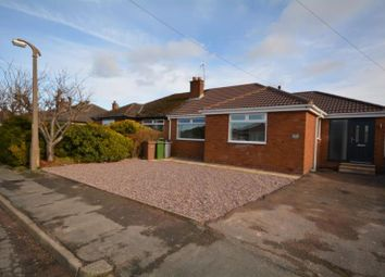 Thumbnail 4 bed bungalow to rent in Haddon Drive, Pensby, Wirral