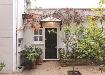 Thumbnail 1 bed semi-detached house to rent in Rowley Cottages, Addison Bridge Place, London