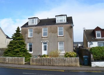 Thumbnail 2 bed flat for sale in 24A Auchamore Road, Dunoon, Argyll And Bute