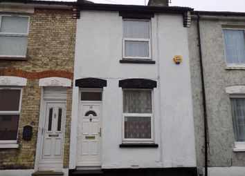 Thumbnail 3 bedroom terraced house for sale in Pretoria Road, Gillingham
