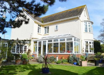 Thumbnail 5 bedroom detached house for sale in Louisa House, 32 Louisa Place, Exmouth, Devon